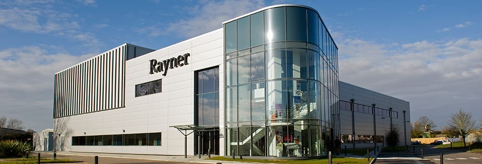 A Valuable Business Partnership for Rayner