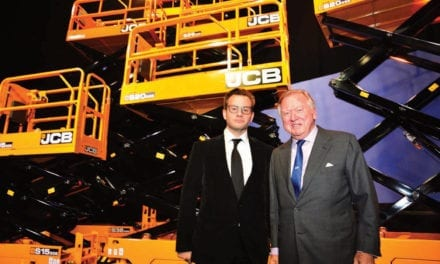 JCB – A family business