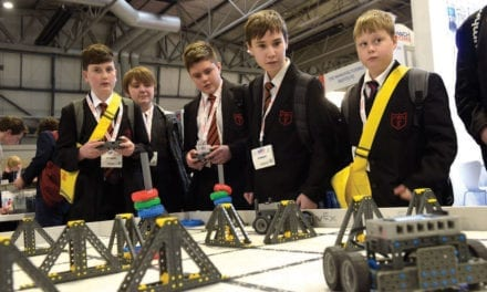 MACH INSPIRING THE NEXT GENERATION