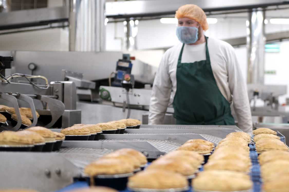 Leading the Way in Manufacturing from Pies to Cars
